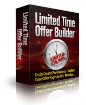 Limited Time Offer Builder Software Software with Personal Use Rights