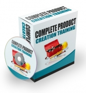 Complete Product Creation Training Audio with Personal Use Rights