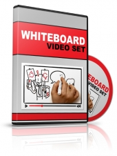 Whiteboard Video Set Video with Private Label Rights