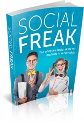 Social Freak eBook with Master Resell Rights