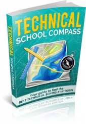 Technical School Compass eBook with Master Resell Rights