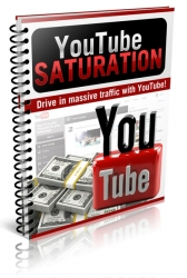 YouTube Saturation eBook with Private Label Rights