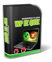 WP EZ Quiz Software with Personal Use Rights