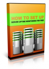 How To Set Up Server Uptime Monitoring For Free Video with Private Label Rights