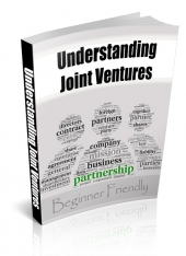 Understanding Joint Ventures eCourse eBook with Private Label Rights