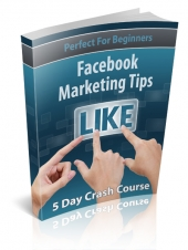 Facebook Marketing Tips Crash Course eBook with Private Label Rights