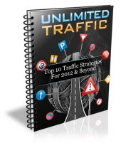 Unlimited Traffic eBook with Private Label Rights