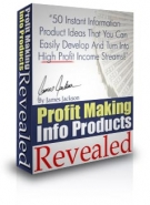 Profit Making Info Products Revealed eBook with Master Resell Rights