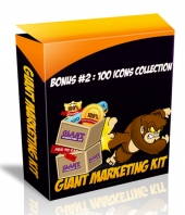 Giant Marketing Kit V2 Graphic with Personal Use/Developer Rights