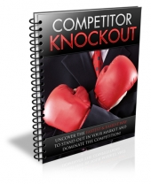 Competitor Knockout eBook with Private Label Rights