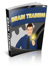 Brain Training Guide eBook with Personal Use Rights