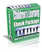 Children's Learning Ebook Package eBook with Resell Rights