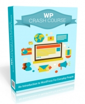 WP Crash Course eBook with Personal Use Rights