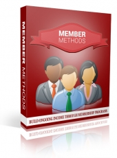 Member Methods and Tips Video with Master Resell Rights