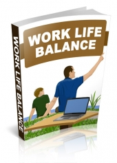 Work Life Balance eBook with Personal Use Rights