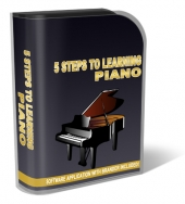 5 Steps To Learning Piano Software with private label rights