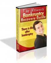 Bankruptcy Recovery Guide eBook with Master Resell Rights