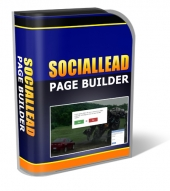 SocialLead Page Builder Software with Personal Use/Developer Rights