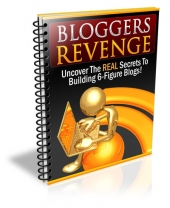 Bloggers Revenge eBook with Private Label Rights