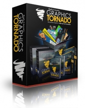 Graphics Tornado Graphic with Personal Use Rights
