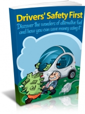 Drivers Safety First eBook with Master Resell Rights