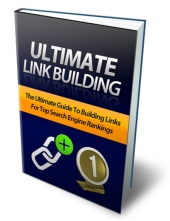 Ultimate Link Building eBook with Private Label Rights