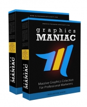 Graphics Maniac Graphic with Personal Use Rights