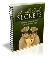 Kindle Cash Secrets eBook with Private Label Rights