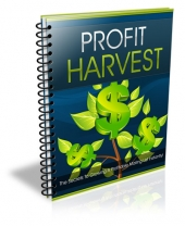 Profit Harvest eBook with Private Label Rights