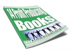 14 Profit Producing Books
