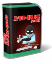 Avoid Online Scams Software with Avoid Online Scams