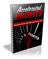 Accelerated Profits eBook with Private Label Rights