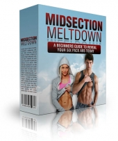 Midsection Meltdown Video with private label rights