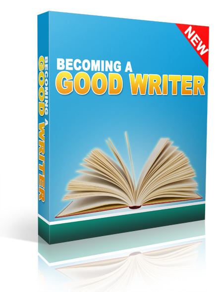 becoming a good writer