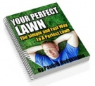 Your Perfect Lawn eBook with Master Resale Rights