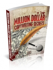 Million Dollar Copywriting Secrets eBook with Master Resell Rights
