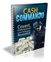 Cash Commando eBook with Private Label Rights