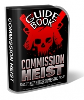 Commission Heist Software with Personal Use Rights