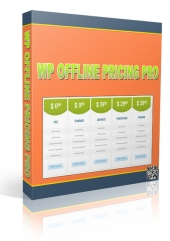 WP Offline Pricing Pro Software with Private Label Rights