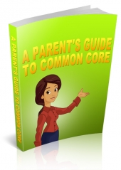 Common Core eBook with Master Resell Rights