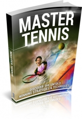 Master Tennis eBook with private label rights