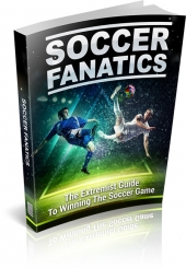 Soccer Fanatics eBook with private label rights