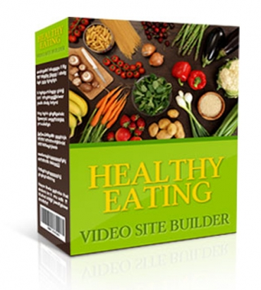 Healthy Eating Video Site Builder