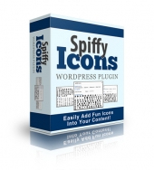 Spiffy Icons Plugin Software with Personal Use Rights