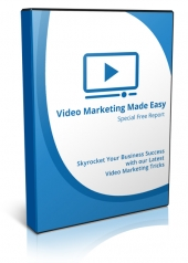 Video Marketing Made Easy Video with Personal Use Rights