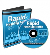 Rapid HashTag Traffic Video with private label rights