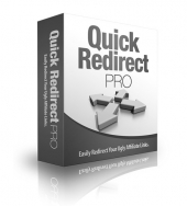 Quick Redirect Pro Software with Master Resell Rights
