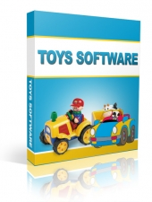 Toys Software Software with Master Resell Rights/Giveaway Rights