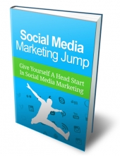 Social Media Marketing Jump eBook with Master Resell Rights/Giveaway Rights