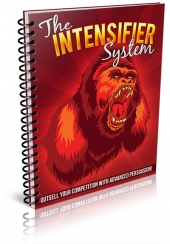 The Intensifier System eBook with private label rights